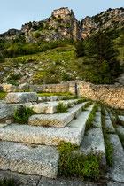 Sulmona, Santuario Ercole Curino