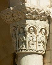 Abbazia di San Clemente a Casauria, capitello