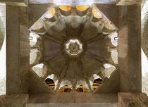 San Pietro ad Oratorium, ciborio