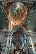 Ortona, interno della Basilica di San Tommaso