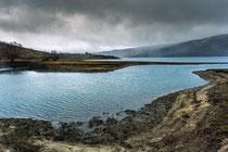 Lago di Campotosto, immissario