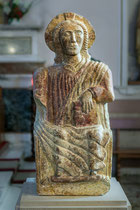 Santo Stefano, Cristo Pantocratore