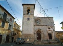 Rosciolo, Santa Maria delle Grazie