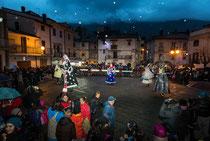 Villavallelonga, Sant'Antonio Abate. Il ballo delle Pupazze