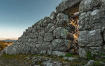 Monte Pallano, le mura megalitiche