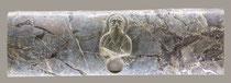 Ortona, lapide  originale della tomba di di San Tommaso