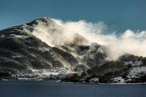 Lago di Campotosto, Monte Piano