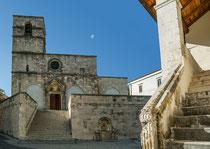 Alfedena, chiesa dei Santi Pietro e Paolo