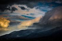 Monte Morrone, versante occidentale
