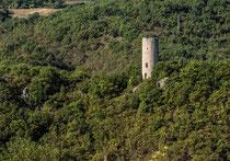 Goriano Valli, torre medioevale