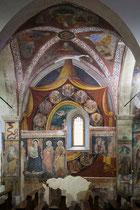 Rosciolo, Santa Maria delle Grazie. Interno