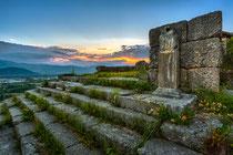Sulmona, Santuario di Ercole Curino