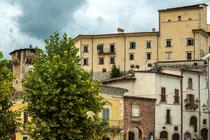 Fontecchio, Palazzo Muzi