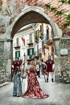 Sulmona, porta Pacentrana