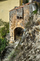 Fontecchio, Porta da Piedi