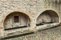 Fontecchio, Fonte San Pio