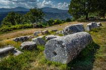 Schiavi d'Abruzzo, Area Templi Italici
