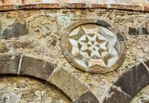 San Giovanni in Venere, decorazioni delle absidi