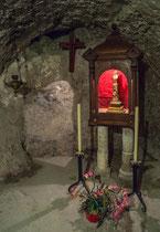 Sant'Onofrio al Morrone, cella