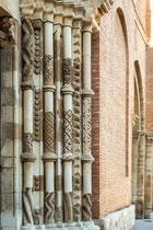 Ortona, portale della Basilica di San Tommaso