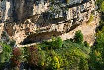 San Bartolomeo in Legio, cava di selce. Roccamorice