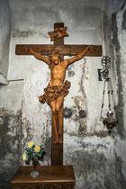Sant'Onofrio al Morrone, crocifisso
