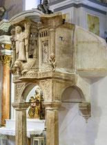 Santo Stefano, ambone