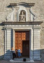 Schiavi d'Abruzzo, San Maurizio