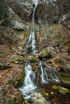 Bocca di Valle, cascata di San Giovanni