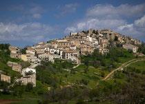 San Benedetto in Perillis, borgo d'Abruzzo