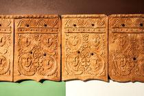 Schiavi d'Abruzzo. Museo Archeologico, metope