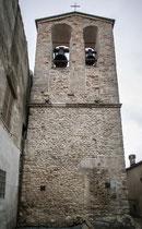 Santo Stefano, torre campanaria