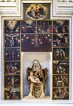 Santo Stefano, storie dei Misteri