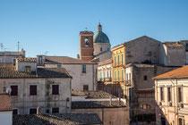 Ortona, Campanile e cupola della Basilica di San Tommaso
