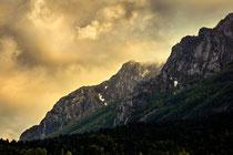 Monte Morrone, versante orientale
