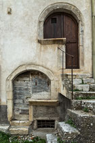 Fontecchio, botteghe medioevali