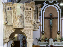 Santo Stefano, interno