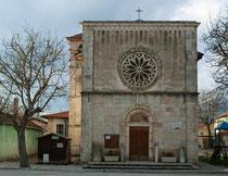 Alba Fucens, chiesa di San Nicola