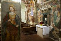 Rosciolo, Santa Maria delle Grazie. Santa Lucia