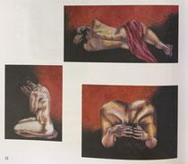 """Oppression"" Triptych"