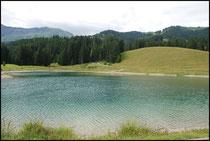 Le lac de Javen
