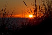Sonnenuntergang in DK - Juni 2014