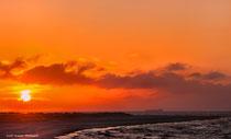 Sonnenaufgang in DK - Juni 2014