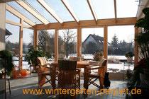Wintergarten bei Legelshurst