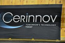CERINNOV  : Conception et fabrication de machines de production et de décoration pour les industries céramique et verrière
