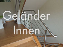 Geländer Innen