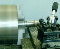 Finishbearbeitung in der Drehmaschine