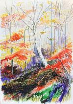 VA_40_watercolour on paper, 29,5x21 cm, 2020