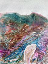VA_12, watercolour on paper, 23x30,5 cm, 2020