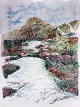 VA_19_watercolour on paper, 32x24 cm, 2020